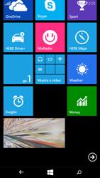 Microsoft Lumia 535 - Operazioni iniziali - Personalizzazione della schermata iniziale - Fase 9