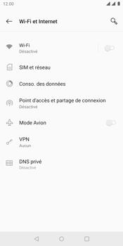 OnePlus 5T - Internet - Configuration manuelle - Étape 6