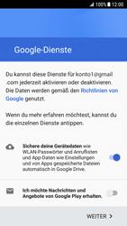 Samsung Galaxy S7 - Android N - Apps - Einrichten des App Stores - Schritt 17