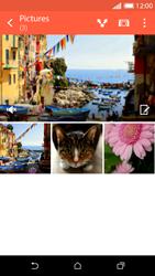 HTC Desire 610 - Photos, vidéos, musique - Envoyer une photo via Bluetooth - Étape 5