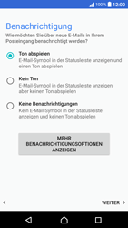 Sony Xperia XA1 - E-Mail - Konto einrichten (outlook) - 14 / 18