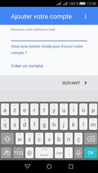 Huawei Y5 II Dual Sim - E-mails - Ajouter ou modifier votre compte Gmail - Étape 10