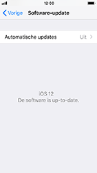 Apple iphone-5s-ios-12 - Software updaten - Update installeren - Stap 6