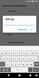 Sony Xperia XZ2 Compact - Internet - Manuelle Konfiguration - 15 / 38