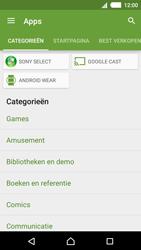 Sony Xperia M4 Aqua (E2303) - Applicaties - Downloaden - Stap 6