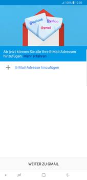 Samsung Galaxy Note9 - E-Mail - Konto einrichten (gmail) - Schritt 6