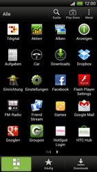 HTC S720e One X - Anrufe - Rufumleitungen setzen und löschen - Schritt 3
