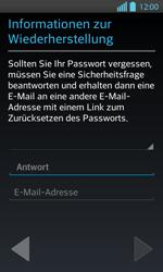 LG Optimus L7 II - Apps - Konto anlegen und einrichten - 15 / 25