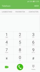 Samsung Galaxy S7 Edge (G935) - voicemail - handmatig instellen - stap 4
