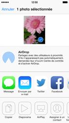 Apple iPhone 5s - Photos, vidéos, musique - Prendre une photo - Étape 8