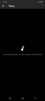 Samsung Galaxy S20+ - Photos, vidéos, musique - Ecouter de la musique - Étape 8