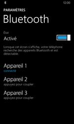 Nokia Lumia 635 - Bluetooth - Jumelage d