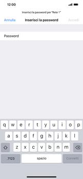 Apple iPhone XS Max - WiFi - Configurazione WiFi - Fase 6