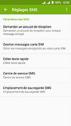 Acer Liquid Z6 Dual SIM - SMS - configuration manuelle - Étape 7