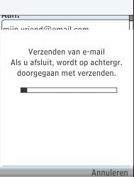 Nokia 301-1 - E-mail - E-mails verzenden - Stap 18
