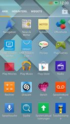 Alcatel One Touch Idol Mini - Apps - einrichten des App Stores - Schritt 3