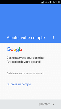Samsung Galaxy Note 4 - E-mail - 032a. Email wizard - Gmail - Étape 8