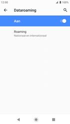 Sony xperia-xz-premium-g8141-android-pie - Buitenland - Internet in het buitenland - Stap 11