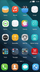 Huawei Y5 - E-mail - Handmatig Instellen - Stap 3
