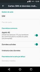 Crosscall Action X3 - Internet - Désactiver du roaming de données - Étape 5