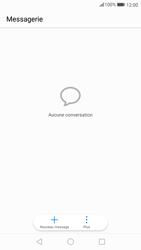 Huawei P10 - Android Oreo - MMS - Envoi d