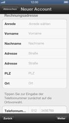 Apple iPhone 5 - Apps - Einrichten des App Stores - Schritt 16