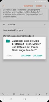 Samsung Galaxy S9 Plus - E-Mail - E-Mail versenden - 14 / 21