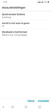 LG lg-q60-dual-sim-lm-x525eaw - E-mail - Account instellen (POP3 met SMTP-verificatie) - Stap 18
