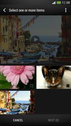 HTC One Mini - E-mail - Sending emails - Step 14