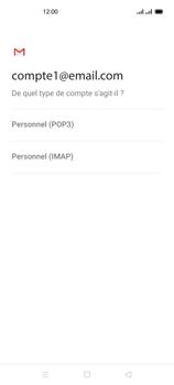 Oppo Reno 4 - E-mails - Ajouter ou modifier un compte e-mail - Étape 10