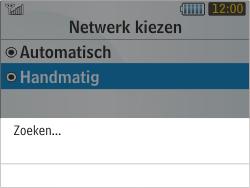 Samsung S3350 Chat 335 - netwerk en bereik - gebruik in binnen- en buitenland - stap 7
