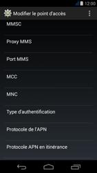 Acer Liquid Jade Z - MMS - Configuration manuelle - Étape 12