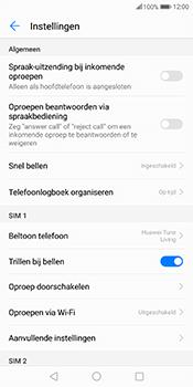 Huawei Mate 10 Pro - Voicemail - Handmatig instellen - Stap 5