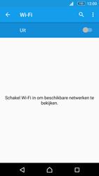 Sony Xperia M5 - WiFi - Handmatig instellen - Stap 6