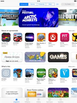 Apple iPad 4th generation (Retina) met iOS 7 - Applicaties - Account aanmaken - Stap 3