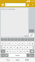 LG D855 G3 - Contact, Appels, SMS/MMS - Envoyer un SMS - Étape 5