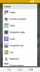 LG D855 G3 - Contact, Appels, SMS/MMS - Envoyer un MMS - Étape 13