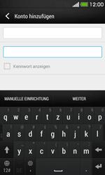 HTC Desire 500 - E-Mail - Konto einrichten - Schritt 7