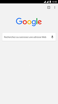 OnePlus 3 - Android Oreo - Internet - Navigation sur Internet - Étape 5
