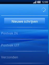 Sony Ericsson Xperia X10 Mini - E-mail - handmatig instellen - Stap 6