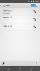 Sony Xperia Z1 Compact - WiFi - WiFi configuration - Step 8