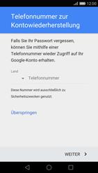 Huawei P8 - Apps - Konto anlegen und einrichten - 8 / 20