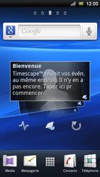 Sony Xperia Ray - MMS - Configuration automatique - Étape 3