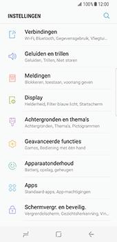 Samsung Galaxy S8 - Internet - Dataroaming uitschakelen - Stap 4
