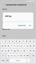 Samsung Galaxy S7 - Android Nougat - MMS - Manuelle Konfiguration - Schritt 13