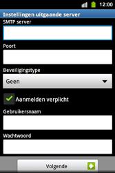Samsung S5830i Galaxy Ace i - e-mail - handmatig instellen - stap 11