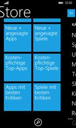 Nokia Lumia 635 - Apps - Installieren von Apps - Schritt 8
