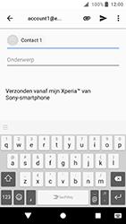 Sony Xperia XA2 - E-mail - e-mail versturen - Stap 6