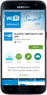 Alcatel MiFi Y900 - Applications - Download application for the smartphone - Step 8