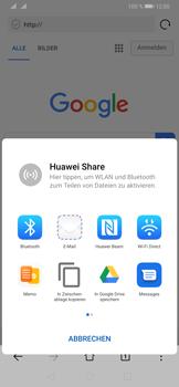 Huawei P30 - Internet und Datenroaming - Verwenden des Internets - Schritt 23